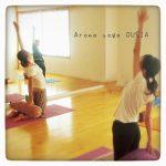 奈良県 奈良 ヨガ 教室 体験|アロマヨガウーシア|硬い人こそ、大歓迎!