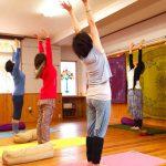 アロマdeゆるヨガクラス|奈良県 奈良市 ヨガ 教室 アロマヨガウーシア