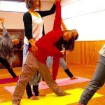 楽して痩せたい人のヨガ|奈良のヨガ教室 ウーシア